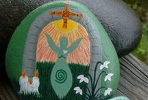 Imbolc: the coming of Spring / February 2nd
