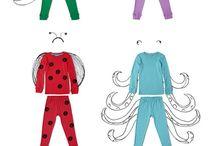Kostymer/ utkledning