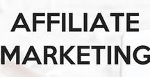 Affiliate Marketing Tips / Learn all about affiliate marketing.  Learn how to find affiliate programs, affiliate marketing for beginnners, how to use affiliate marketing on Pinterest, affiliate marketing course.