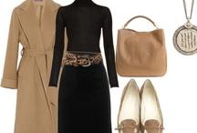 Fashion (work) / by Tina Johnson