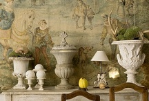Pretty Home Decor & Vignettes / Home decor inspiration from pretty pictures of pretty rooms. Maybe someday I'll figure out what my style is. / by Wanda @ Just Vintage