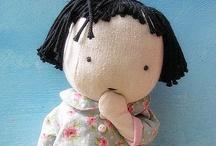 Dolls,dolls,dolls / by Cheryl