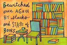 bookish stuff / by Jenna