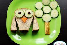 Kids Fun With Food