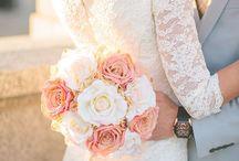 I just haven't met you yet... / Wedding dresses,cakes, photo ideas, bridesmaids dresses, grooms suit ideas, colour palettes etc. / by Ivana Kukec