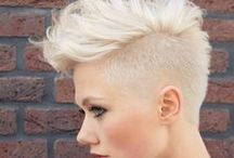 ALL ABOUT HAIR / All the cutest haircuts and color out there. / by Julie Irish