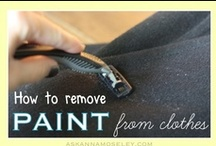cleaning idea / by Claire Bergeron