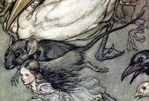 Arthur Rackham / Arthur Rackham (19 September 1867 – 6 September 1939) was an English book illustrator.