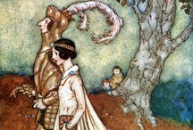 Edmund Dulac / Edmund Dulac (born Edmond Dulac, October 22, 1882 – May 25, 1953) was a French book illustrator.