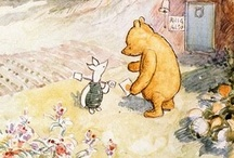 E H Shepard / Ernest Howard Shepard (10 December 1879 – 24 March 1976) was an English artist and book illustrator. He was known especially for his human-like animals in illustrations for The Wind in the Willows by Kenneth Grahame and Winnie-the-Pooh by A. A. Milne.
