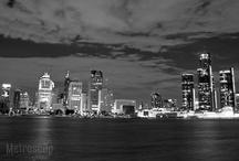 Detroit / by Tina Johnson