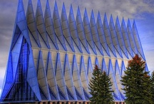 Architecture / by Wanda Bennett