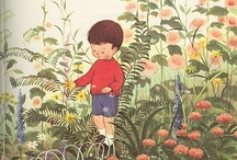 Gyo Fujikawa  / Gyo Fujikawa (November 3, 1908– November 26, 1998) was an American illustrator and children's book author. A prolific creator of more than 50 books for children. Her most popular books, Babies and Baby Animals, have sold over 1.7 million copies in the U.S. Fujikawa is recognized for being the earliest mainstream illustrator of picture books to include children of many races in her work, before it was politically correct to do so.