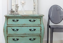 Finishes / Finish ideas for a vintage look. / by Ardent Hands Designs