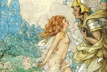Harold Gaze / Harold Gaze 1885 - 1962 was an Australian Fairy Artist.