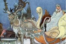 Charles Robinson / Charles Robinson (1870–1937) was a prolific British book illustrator.