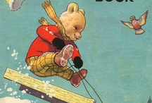 "Alfred Bestall / Alfred Edmeades ""Fred"" Bestall, MBE (Mandalay, Burma, 14 December 1892 – 15 January 1986 in Porthmadog, Wales), wrote and illustrated Rupert Bear for the London Daily Express, from 1935 to 1965."