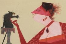 Gordon Laite / American illustrator (1925 - 1978 )
