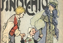 Attilio Mussino / Attilio Mussino (Turin, 1878 - Cuneo, 1954) was an Italian illustrator, cartoonist and painter. His most famous work is represented by the illustrations of the Adventures of Pinocchio by Carlo Collodi, the 1911 edition of R. Bemporad and son. Mussino lived in the land of Vernante, in the province of Cuneo, where there are countless murals on the walls of houses and buildings that reproduce his illustrations in the book of the adventures of Pinocchio by Carlo Collodi.