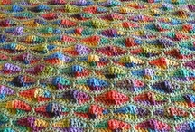 Crochet Project Ideas / by Linda Would Rather Be On A Beach