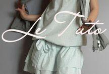 Patrons de couture gratuits / Patrons gratuits