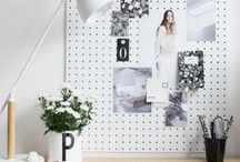 workspace / inspiration for our home office