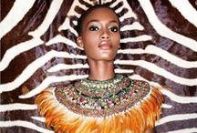 ethno chic style / #ethnic#boho#tribal#roots#african#ethno