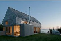 NS house inspiration / by Kelly James