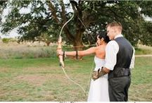 Hunger Games Inspired Wedding / A fun collection of ideas for a wedding worthy of Katniss Everdeen!  Contact us today so we can help you with your wedding planning! www.eventsbywhim.ca