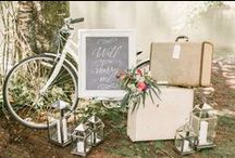 French-Inspired Weddings / We love French cuisine, style and of course weddings!  Contact us today so we can help you with your wedding planning! www.eventsbywhim.ca