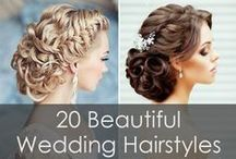 Bridal Hair & Makeup / Bridal makeup of all styles - from very natural, to over the top.   Contact us today so we can help you with your wedding planning! www.eventsbywhim.ca