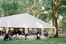 Tented Wedding Ideas / This board is dedicated to tented weddings!  www.eventsbywhim.ca Whim Event Coordination and Design Toronto, Ontario
