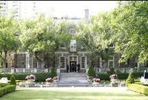 Toronto Area Wedding Venues / This board is all about beautiful wedding venues in Toronto and the GTA. We have compiled a list of the most beautiful spaces for a wedding ceremony and reception - from small, intimate spaces to venues suitable for a larger gathering. Many of our wedding venues are appropriate for a wide variety of wedding themes, though our focus is on chic modern and art deco and vintage.