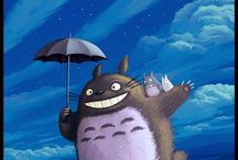 Baby magic / The growing soot sprite needs a neighbor. How about Totoro?  / by Kirstin Martinez