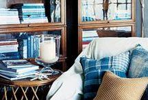Casual / In Casual style, comfort is paramount. With a palette inspired by the sand and sea of coastal California, this style is peaceful, relaxed and unfussy. Calming blues, summery yellows and brisk greens look fresh and breezy in sun-bleached tones. Paired with bright whites and classic khaki, the look is serene and easy.