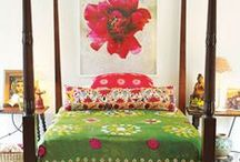 Eclectic / Eclectic style is limitless. This decor's whimsy and boundless potential for invention make it creative, quirky and individual. Steal colors from the sunset, add a dash of neon, then accent with modern pastels. Choosing one color family as the constant theme creates a harmonious backdrop for a punch of bold color, personality and capriciousness. The possibilities are endless.