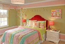 Home :: Little Girls' Rooms / by Christy Baines