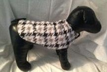 Best Dressed Pets / Every Dog or Cat or even Bunny needs nice outfits!