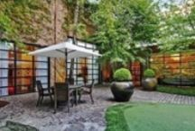 Outdoor Living Spaces / Patios, outdoor kitchens, decks, outdoor furniture and other features that make you living space extend into the outdoors.