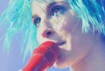 """Hayley Williams / """"Sometimes it takes a good fall to really know where you stand"""" - Hayley Williams / by Simona Winchester"""