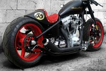 motorcycles / by Jason Blawas