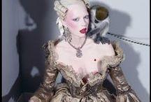Rococo,Barogue and Fantasy.