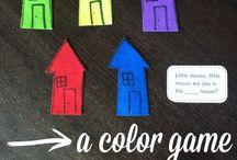 Preschool...Colors / by Life Is A Lark