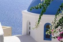 Greece / by Gill Scrivenor
