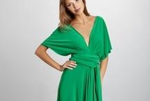 5.1 Dresses - green