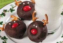 CUTE food Ideas / Cute finger foods for various holidays that are Not hard to make. So cute! / by Jessica Corpus