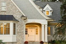 Home exteriors / by Shauna Crandall