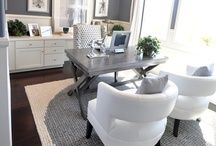 Home office / by Shauna Crandall