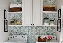 Laundry rooms / by Shauna Crandall