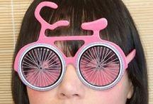 Fashion - Cool Eye glasses / #Eye glasses #sun glasses #glasses #spectacles           / by Sheri Nye
